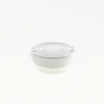 Pull-out spout closure 42 mm white