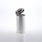 Slip Lid Can 73/140 silver 500 ml