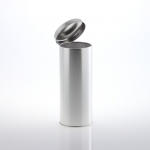 Slip Lid Can 73/180 silver 600 ml