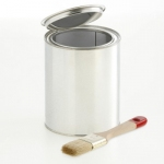 Lever lid cans 1.000 ml