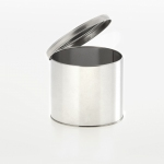 Slip Lid Can 116/102 silver 1000 ml