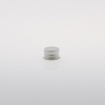 Alu Screw Caps 18 mm silver