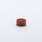 !NEW! Alu Screw Caps 20 mm bronze