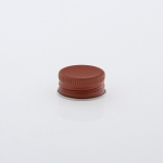 !NEW! Alu Screw Caps 24 mm bronze