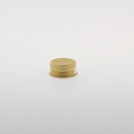 Alu Screw Caps 24 mm gold