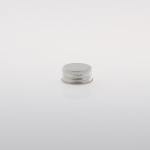 Alu Screw Caps 24 mm silver
