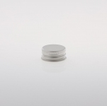 Alu Screw Caps 28 mm silver