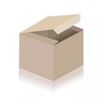 Alu Schraubkappen 43 mm schwarz H=16mm
