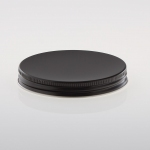 Alu Screw Caps 89 mm black
