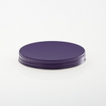 !NEW! Alu Screw Caps 89 mm violet