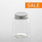 "PET Jar ""Euro Spice"" 500 ml UV !SALE!"