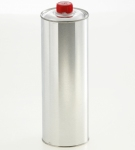 Tin bottle 1.000 ml UN