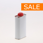 Canisters 250 ml white !SALE!