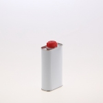 Canisters 250 ml white