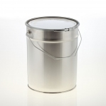 Metal pail 10 litre food safe