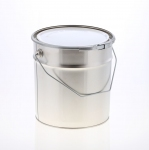 Metal pail 5 litre food safe