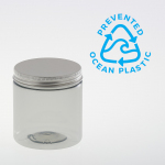 "!NEW! RPET OCEAN PLASTIC Jar ""SC 70"" 250 ml"