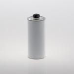Rundflasche 750 ml weiß