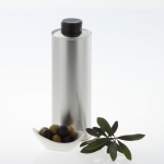 Nutritional Oil Bottle silver 500 ml