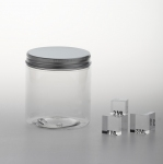 "PET Jar ""SC 70"" 250 ml with inside cover"