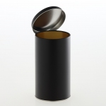 !NEW! Slip Lid Can 99/180 black 1.250 ml