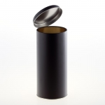 Slip Lid Can 99/220 black 1.500 ml