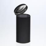 Stülpdeckeldose 73/140 500 ml schwarz