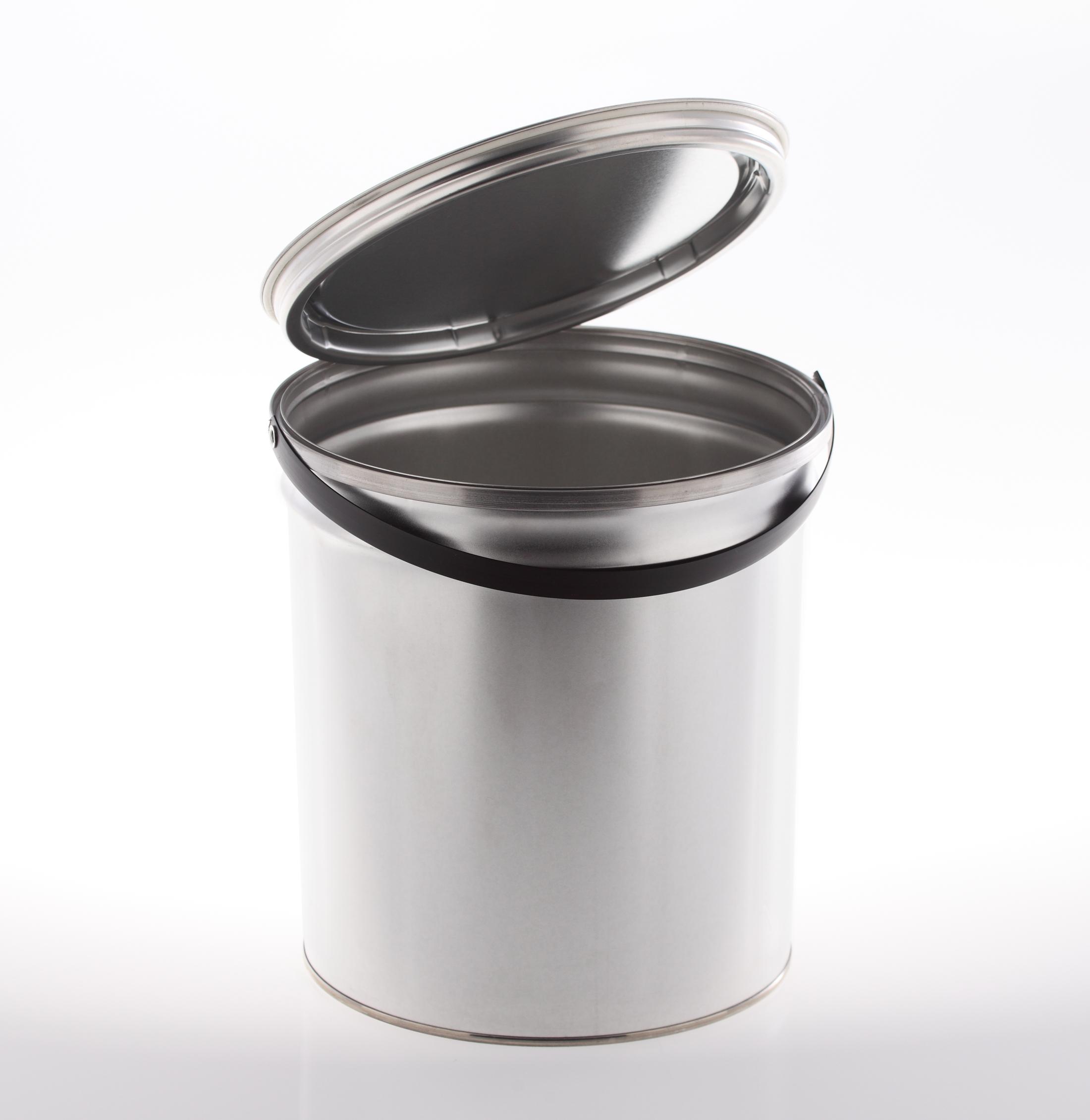 Metalleimer 5 Liter SiCan+