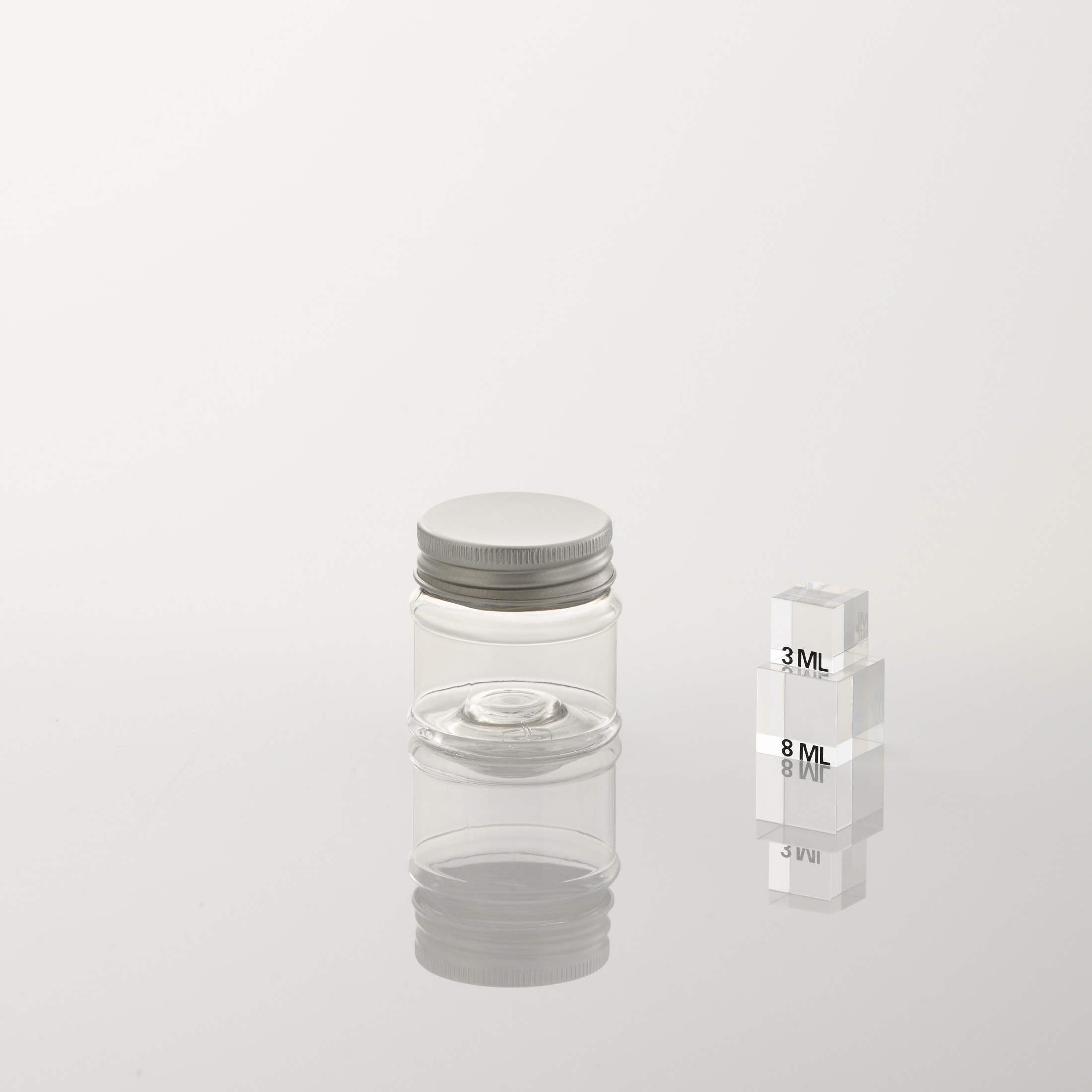 "PET Jar ""Mini"" 50 ml"