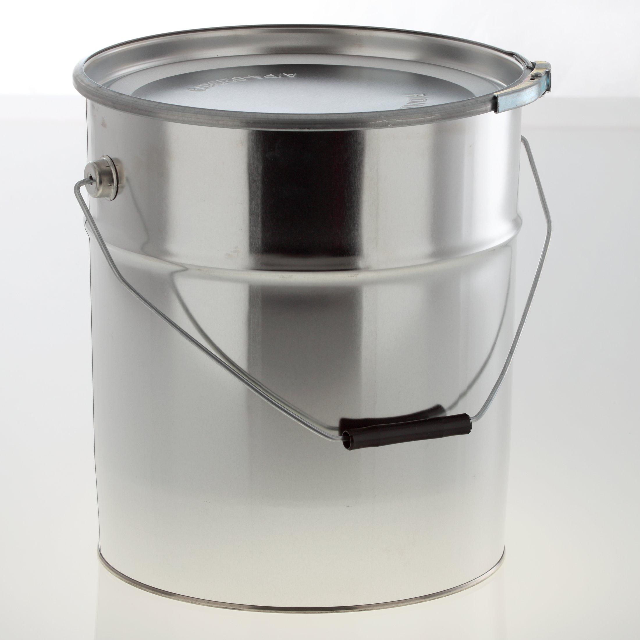 !ABVERKAUF! Metalleimer konisch 17 Liter UN