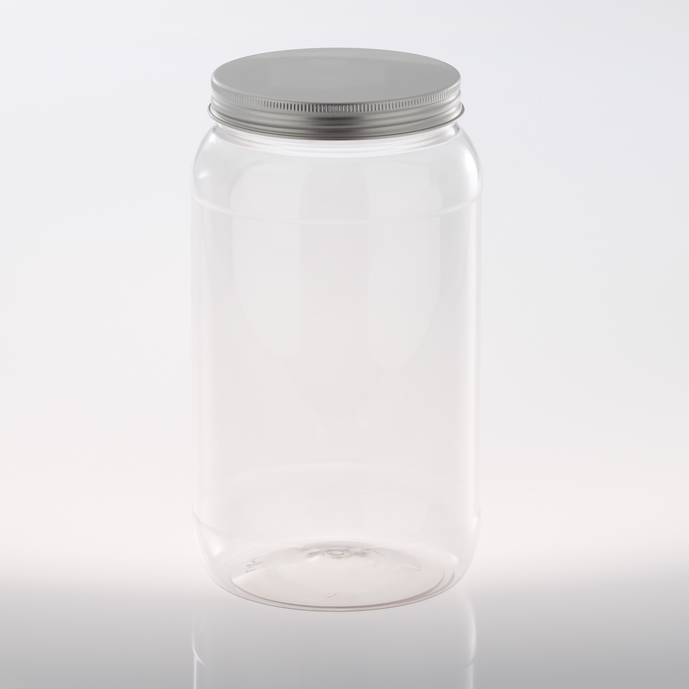 "PET Jar ""Recessed"" 2.000 ml"
