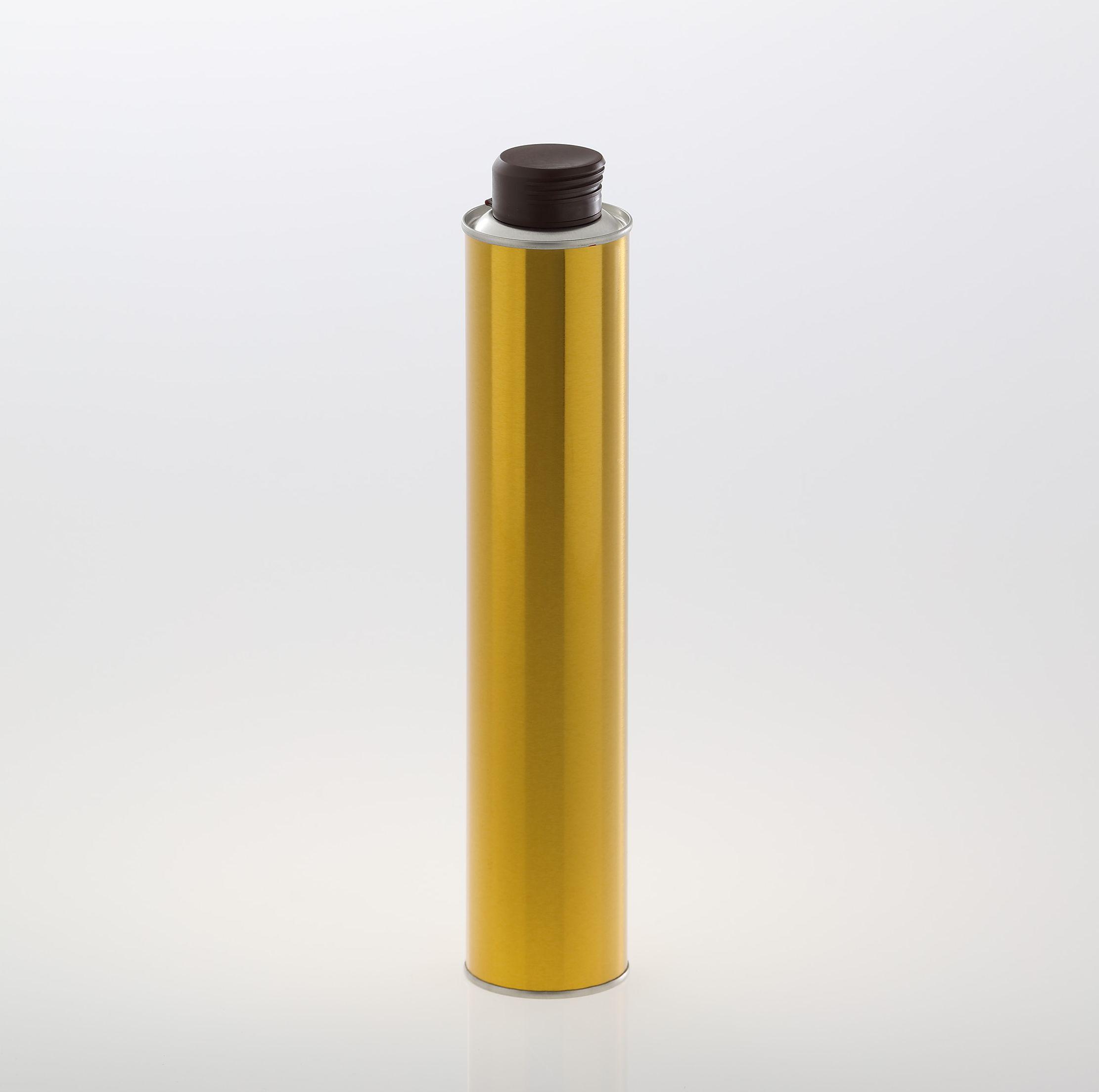 Nutritional Oil Bottle gold 500 ml