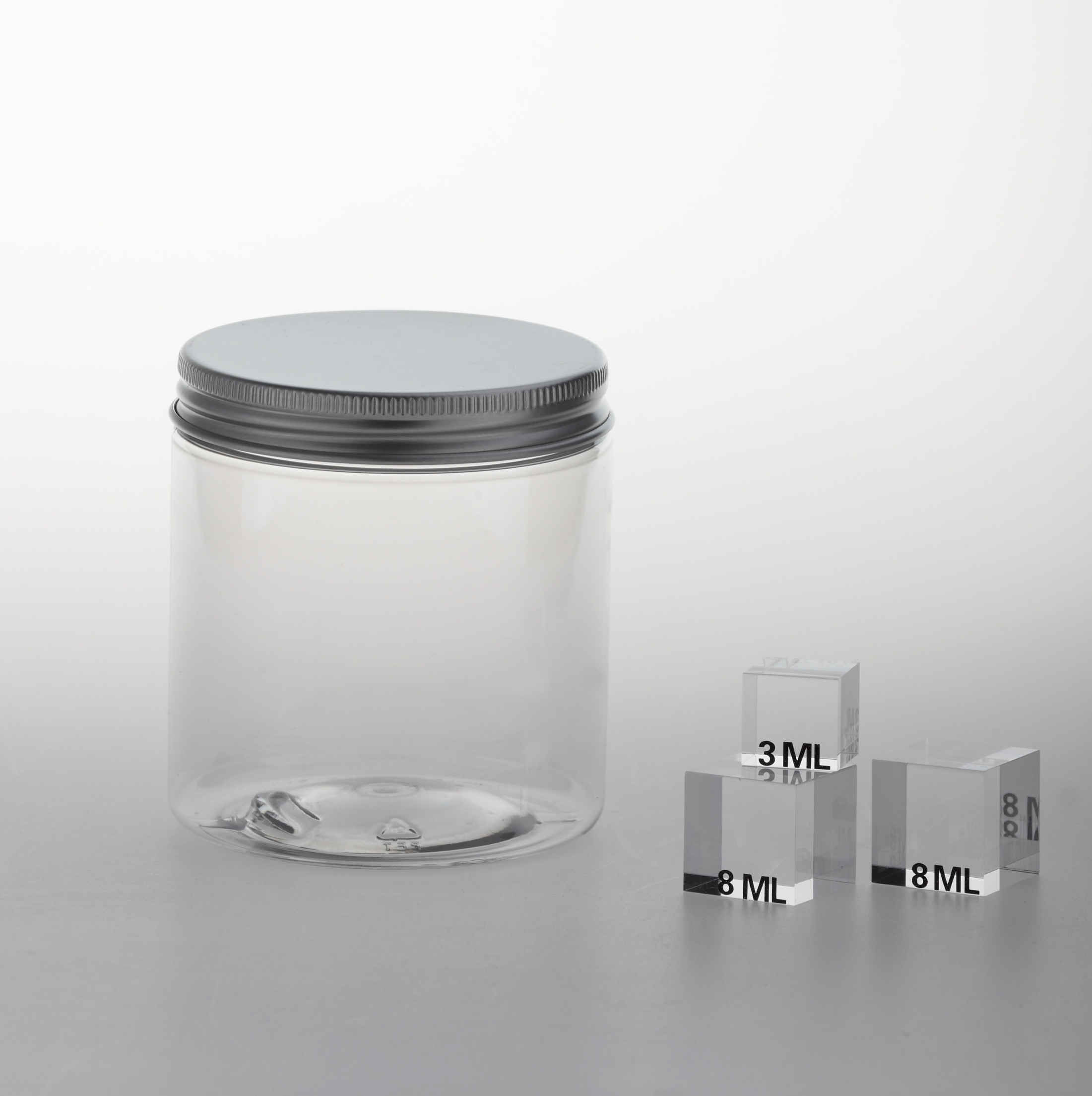 "PET Jar ""SC 70"" 250 ml"