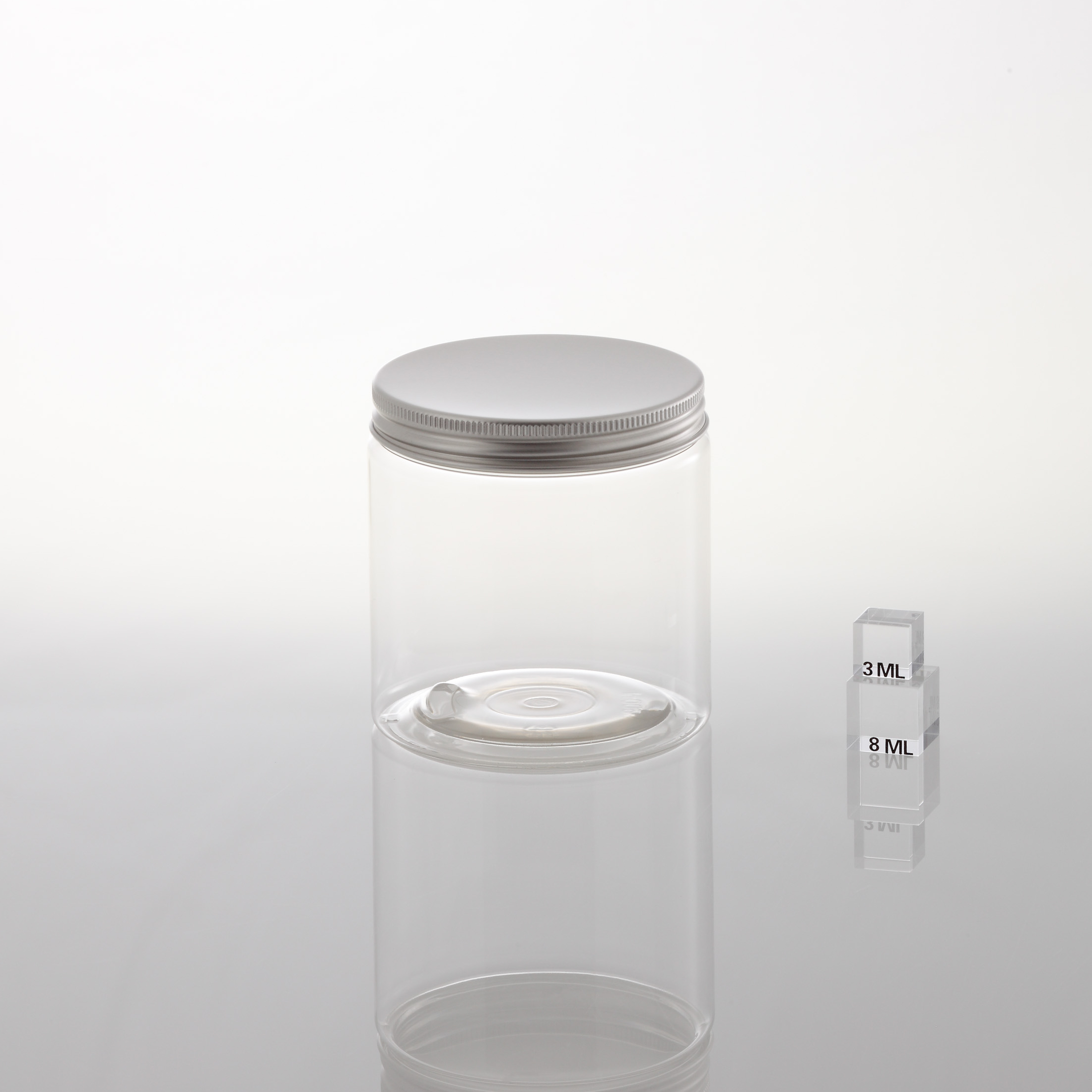 "PET Jar ""SC 89"" 500 ml"