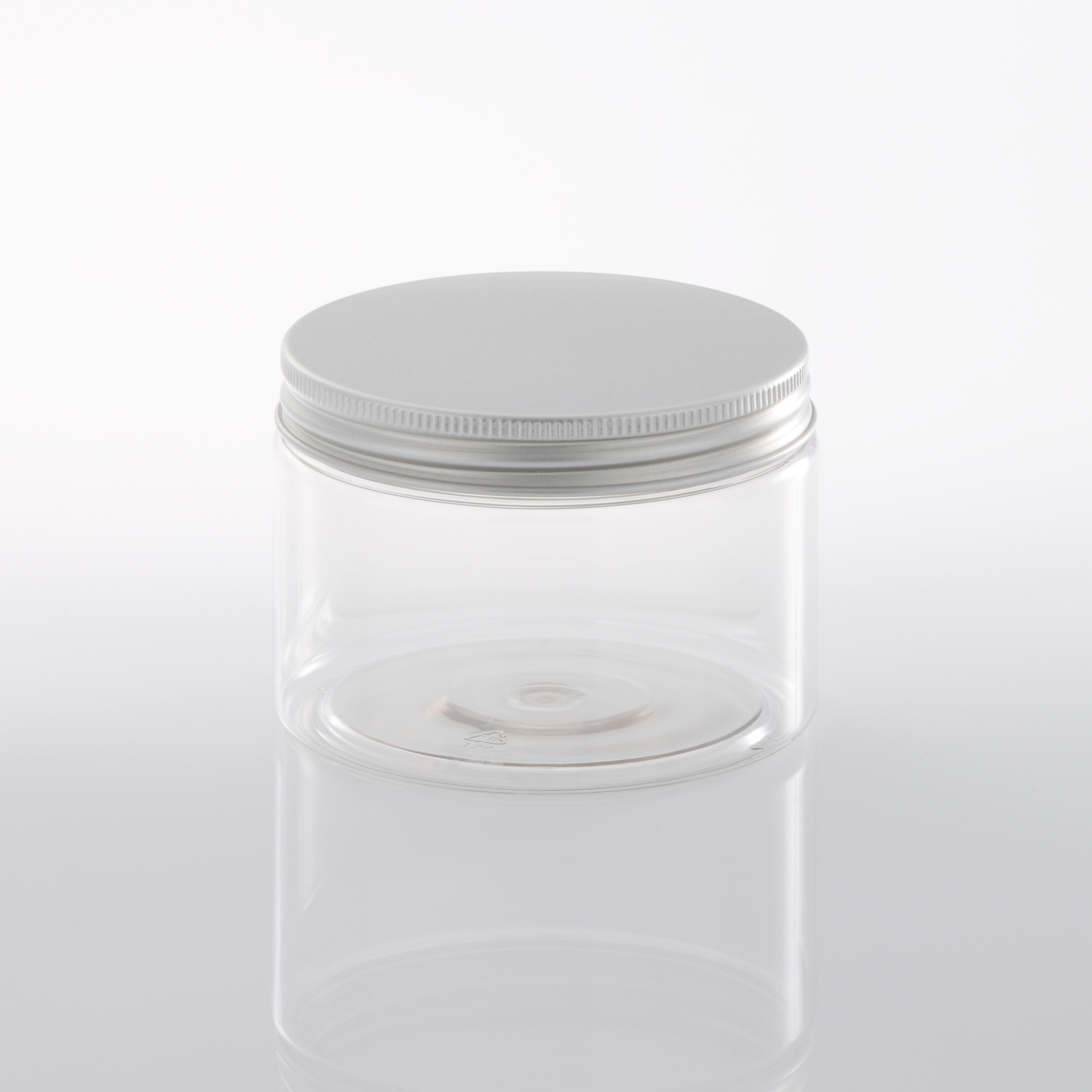 "PET Jar ""SC 89"" 300 ml with inside cover"