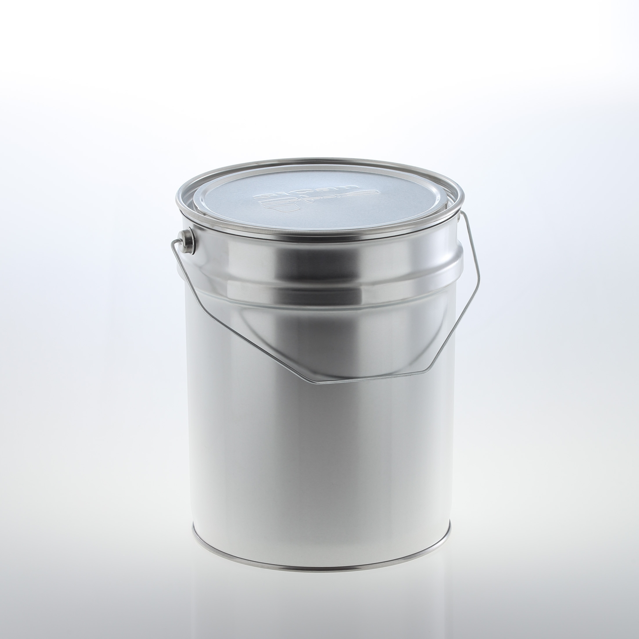 Metalleimer 10 Liter SiCan+