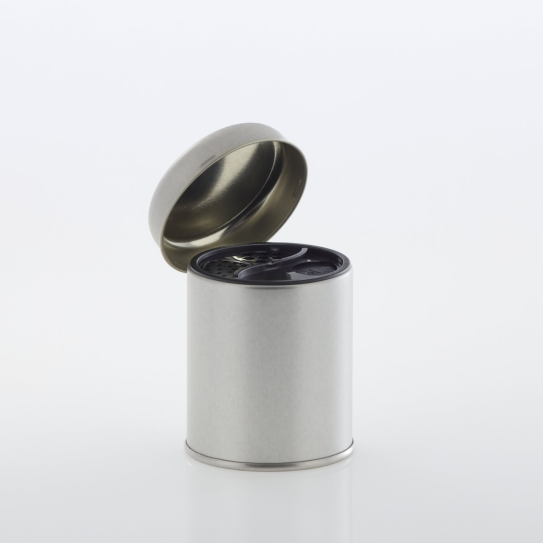 Spice Shaker Can silver 135 ml