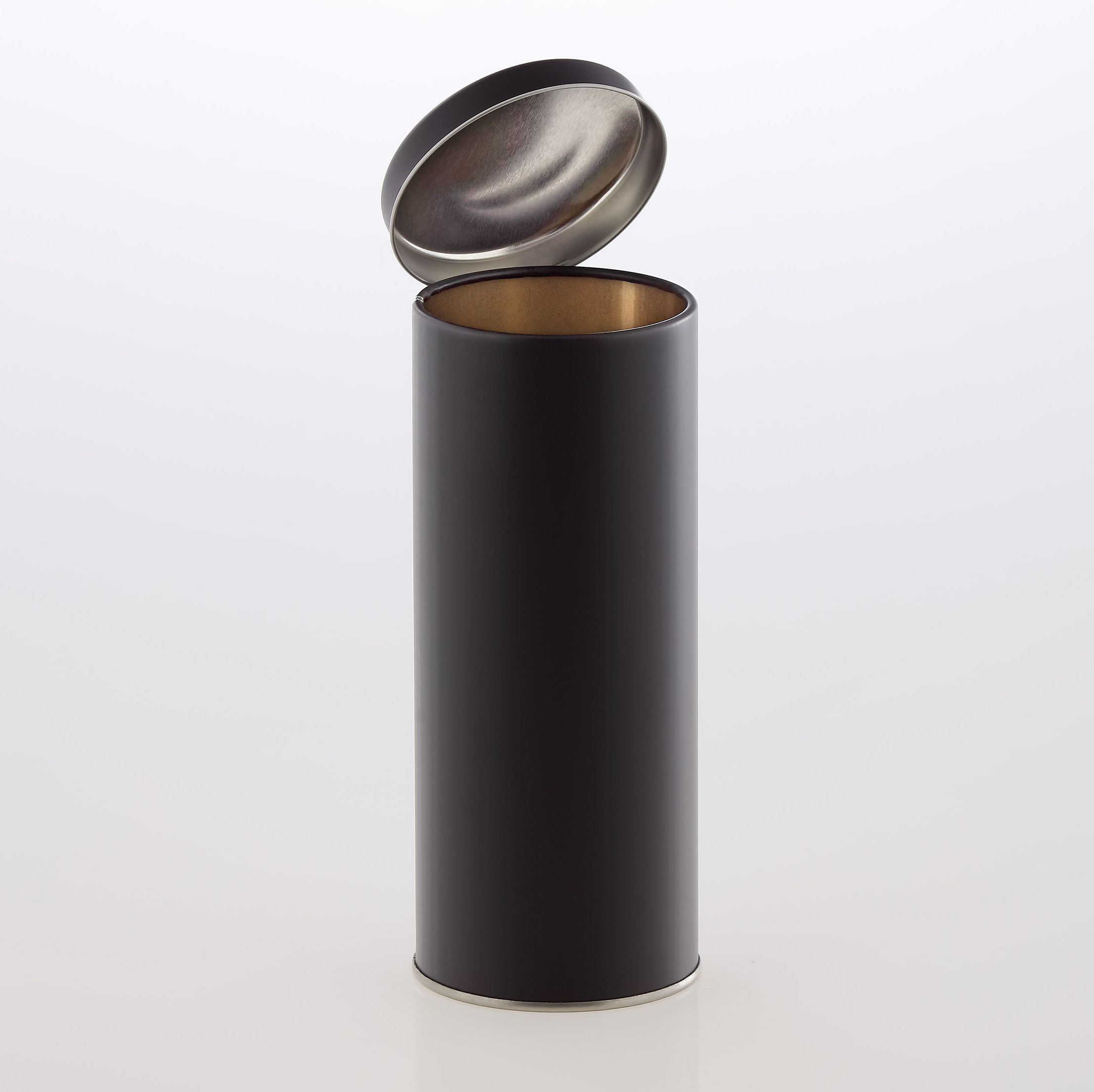 Slip Lid Can 73/180 black 600 ml
