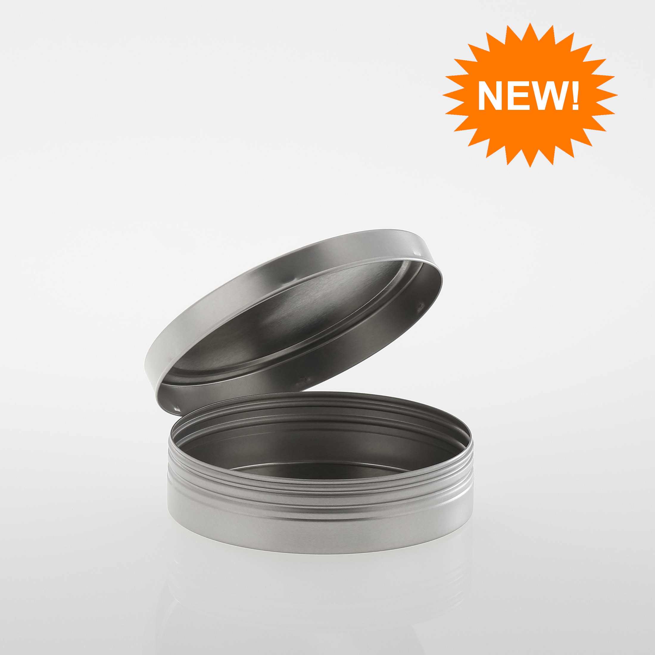 !NEW! Slip Lid Cans 92/23 150 ml BPA-free snap-in bead