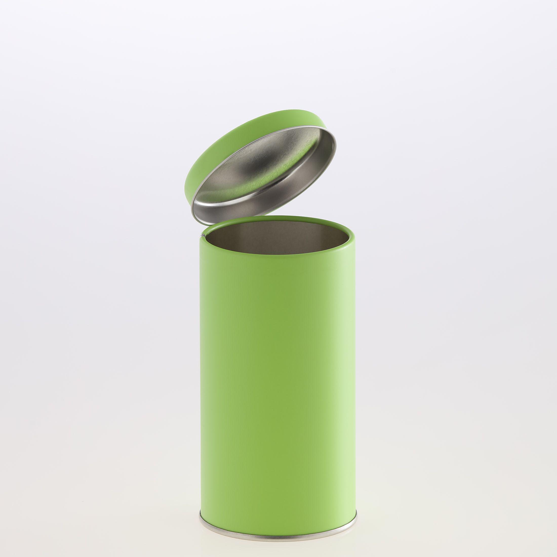 Slip Lid Can 73/140 green 500 ml !SALE!