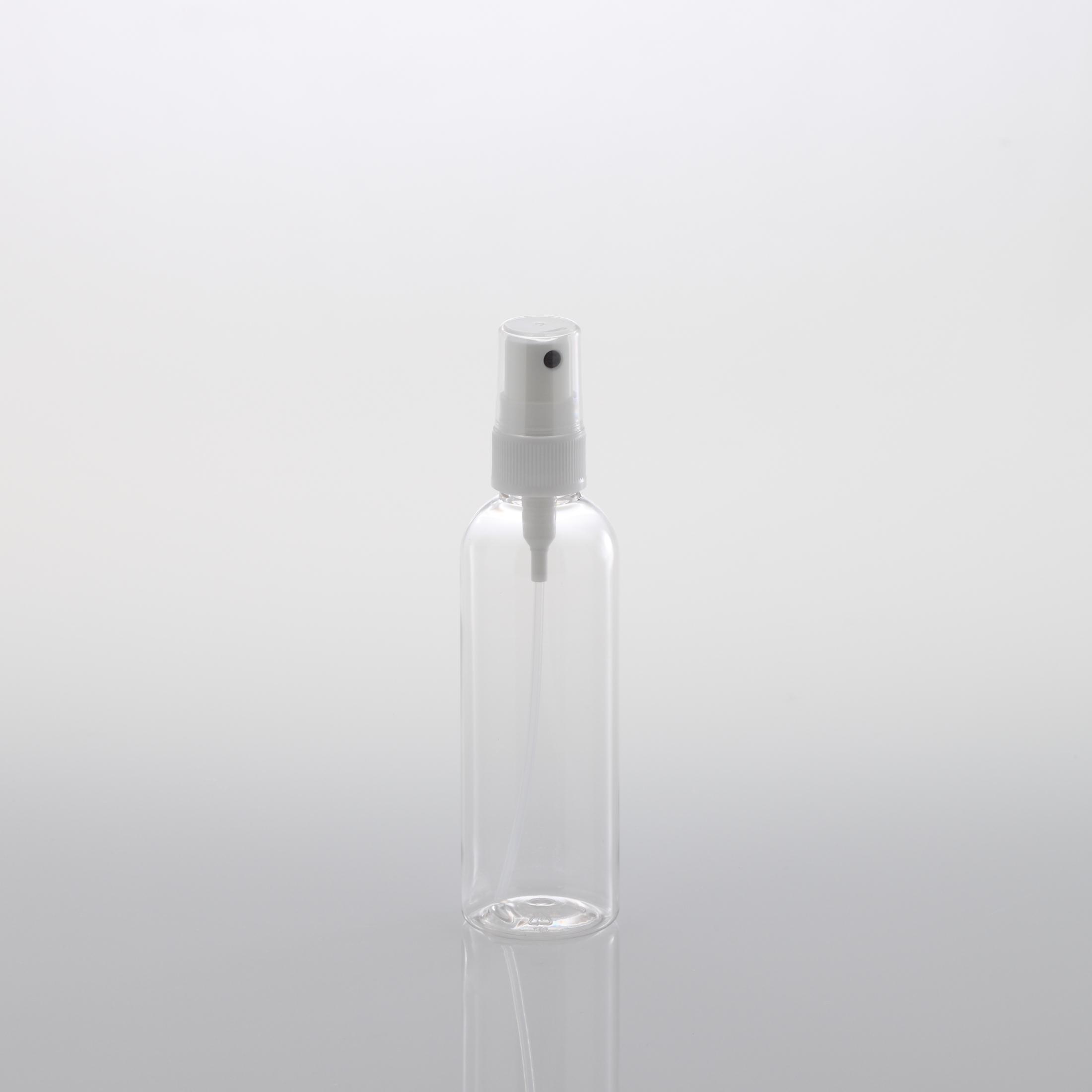 """PET Flasche """"Tall"""" 100 ml mit Zerstäuberpumpen"""
